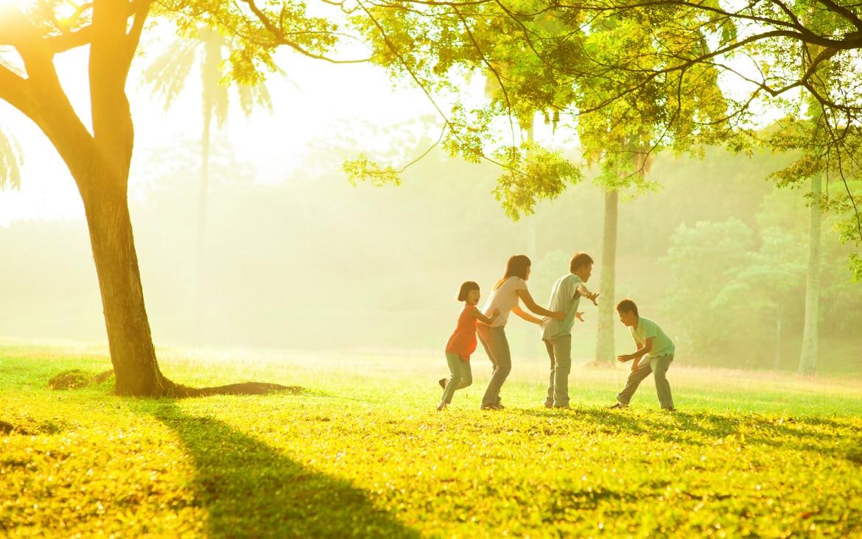 Planes con niños en plena naturaleza