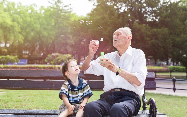 Feliz Día de los Abuelos, ¡qué importantes sois!