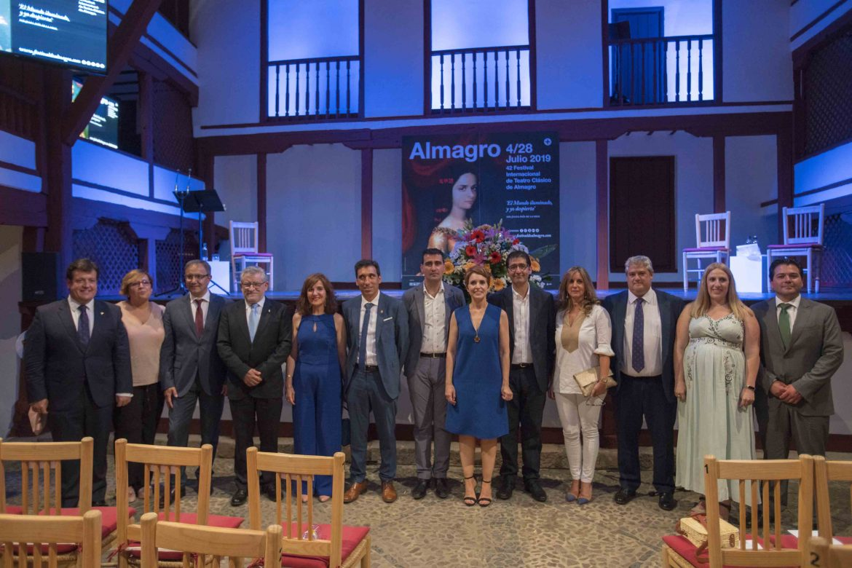 """Globalcaja, en la """"Apertura del Telón"""" del Festival Internacional de Teatro Clásico de Almagro"""