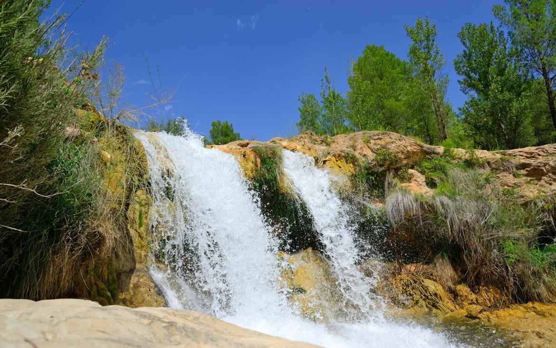Las Chorreras del Cabriel, declaradas Monumento Natural