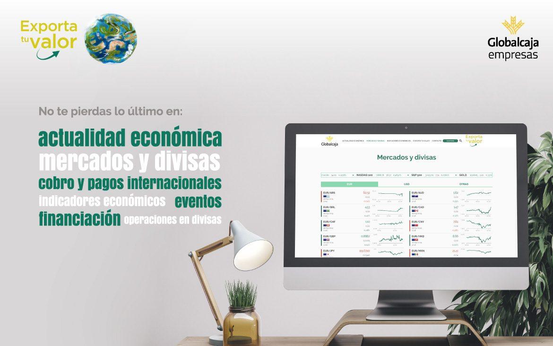 ¿Te interesa la actualidad económica internacional? Suscríbete a nuestro blog Exporta tu valor