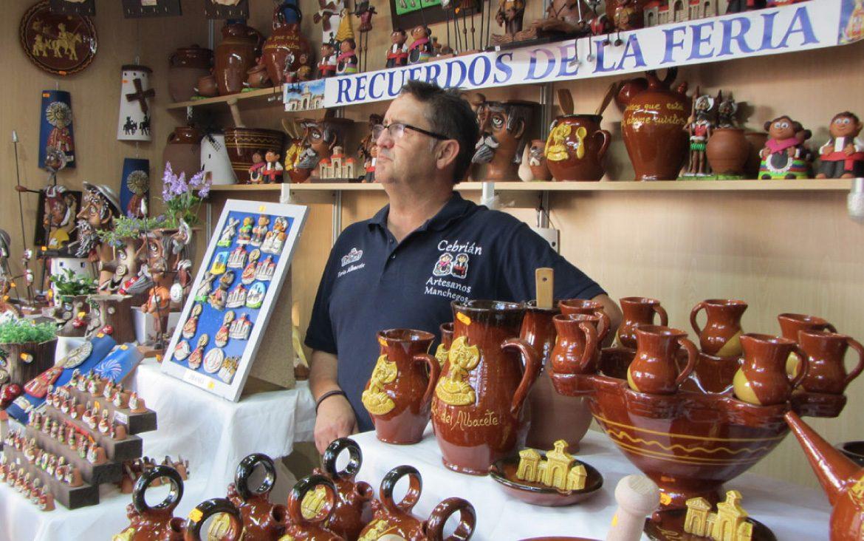 La mejor artesanía nacional llega a Albacete de la mano de Artesana