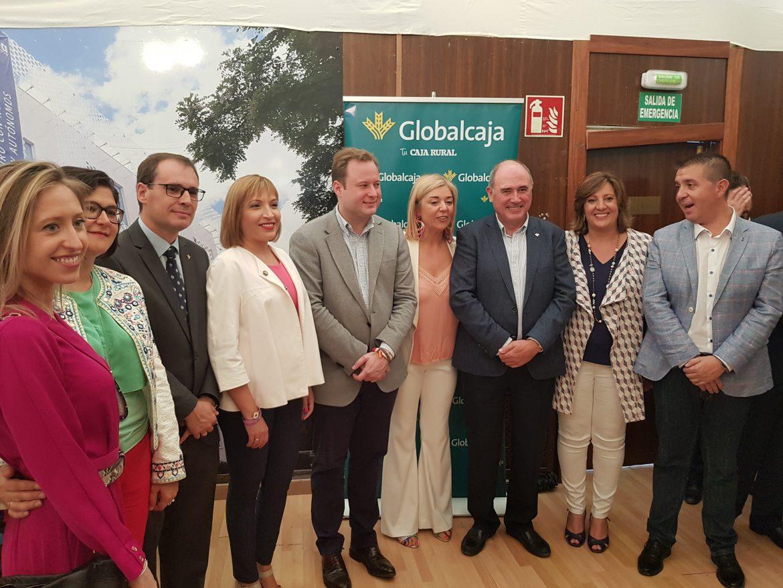 Globalcaja, Presente en el desayuno de Amepap en la Feria de Albacete