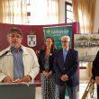 """Globalcaja colaboró en el XV concurso de pintura rápida al aire libre """"Rincones del Recinto Ferial"""" de Albacete"""