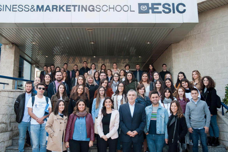 La 2ª Escuela Regional de Ventas celebra su paso de ecuador en ESIC