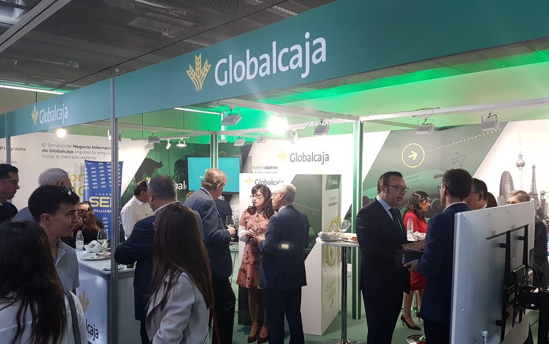 Globalcaja consolida su apuesta por el negocio internacional en IMEX 2019