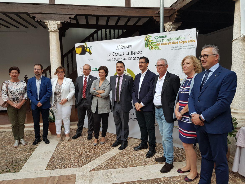 Globalcaja respalda la II Jornada de C-LM sobre salud y aceite de oliva