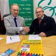 Convenio de colaboración entre la Fundación Globalcaja Cuenca y ASPAYM Cuenca
