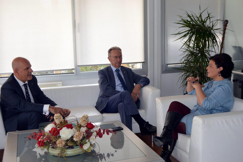 Globalcaja y Ayuntamiento de Ciudad Real refuerzan su colaboración