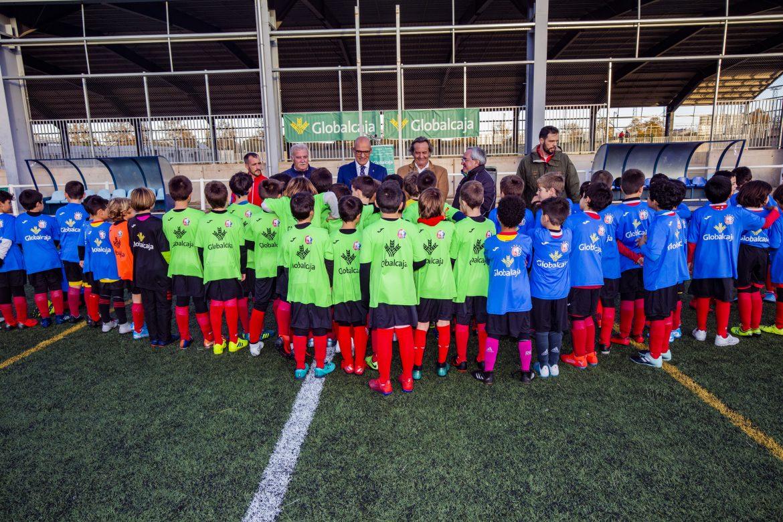 Presentado el Torneo Globalcaja Fútbol 8 Benjamín