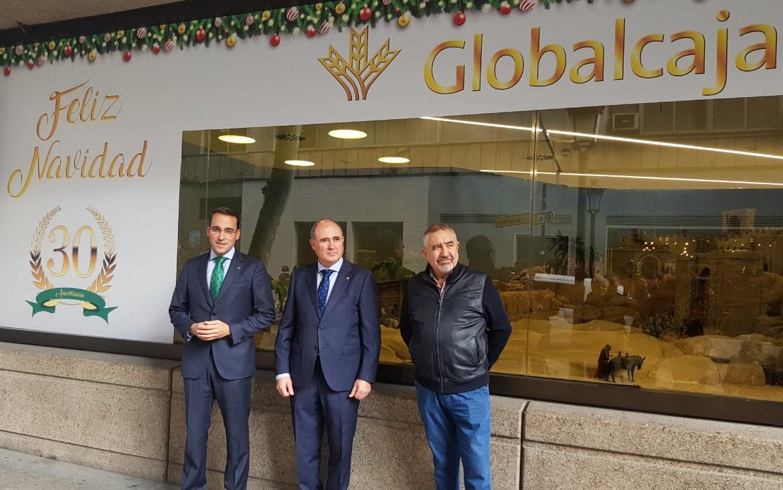 El Belén de Globalcaja abre sus puertas y marca el inicio de la Navidad
