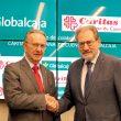 Renovado el convenio de Globalcaja con Caritas Diocesana de Cuenca