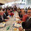 Globalcaja, con el mundo agrario y ganadero, en la comida de Asaja Ciudad Real