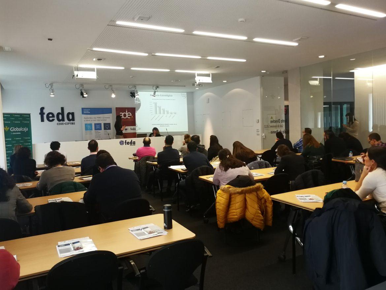 Feda y su Enterprise Europe Network, gracias a la colaboración de Globalcaja, informó a más de treinta empresas asociadas sobre los principales cambios introducidos por los Incoterms® 2020