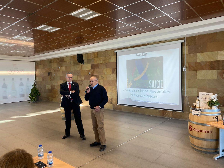 Globalcaja imparte formación a un centenar de profesionales del sector agroalimentario de Castilla-La Mancha