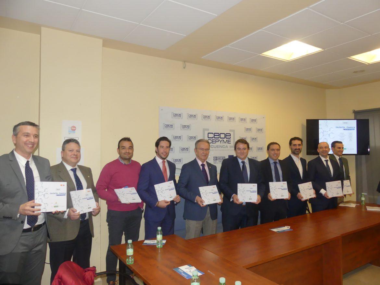 Ceoe Cepyme Cuenca presenta su plan estratégico para atraer empresas a la provincia