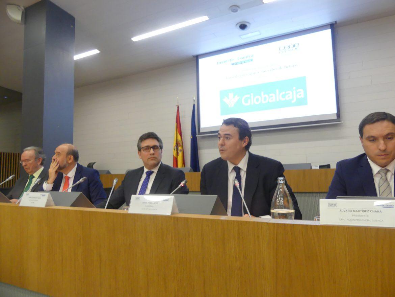 Más de doscientas personas conocen el potencial inversor de la provincia de Cuenca en la sede central de CEOE