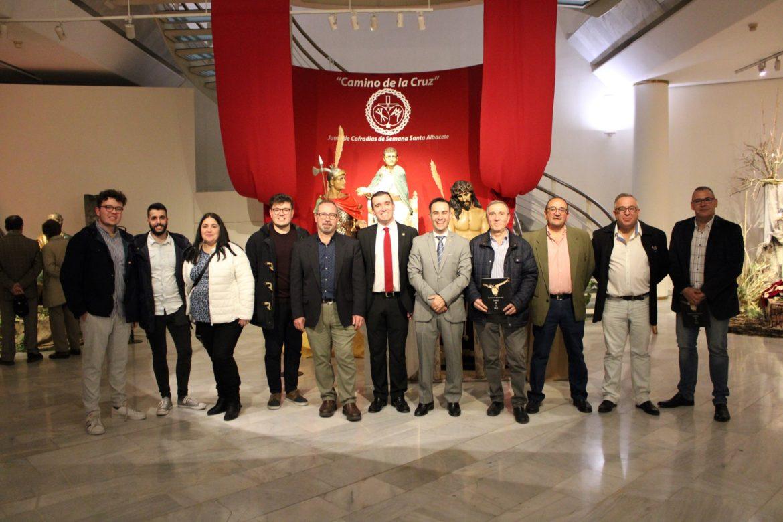El camino de la Cruz llega al Museo Municipal de Albacete