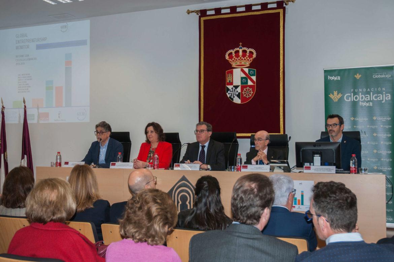 UCLM, Globalcaja HXXII y JCCM presentan el séptimo Informe GEM Castilla-La Mancha