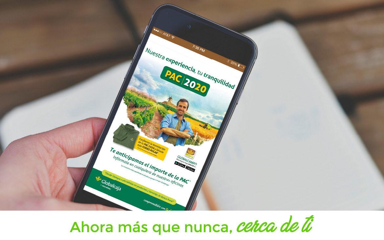 La tramitación de la PAC 2020 se puede hacer por teléfono y correo electrónico