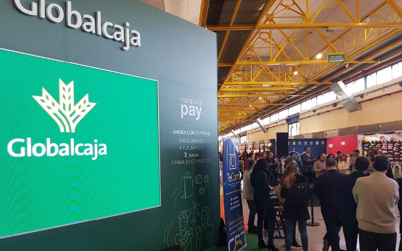 Globalcaja, protagonista en una nueva edición de la Feria Comercia