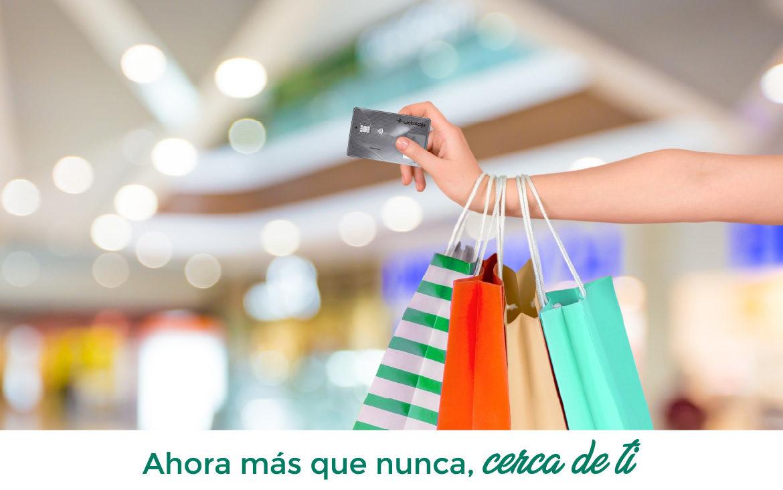 Aplaza tus compras con tu tarjeta de crédito de Globalcaja o recarga tu cuenta
