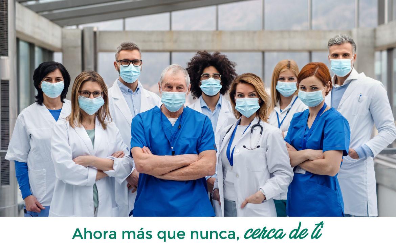 Globalcaja, a través de RGA, se suma a la protección de los sanitarios que luchan contra el COVID-19