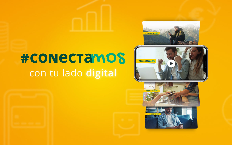 #CONECTAmos con tu lado más digital