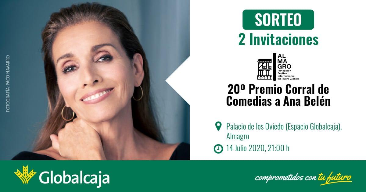 20º Premio Corral de Comedias a Ana Belén