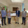El mundo del toro e instituciones locales recaudan 17.530,36€ para el Cotolengo