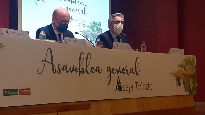 Globalcaja, con Asaja Toledo