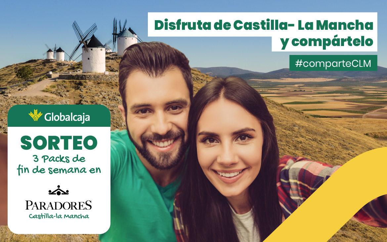 Disfruta de Castilla-La Mancha y compártelo, ¡sorteo!