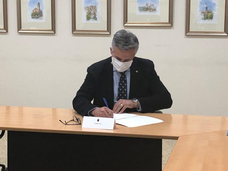 Globalcaja suscribe con la Comunidad de Murcia el anticipo de las ayudas de la PAC al sector agrícola y ganadero