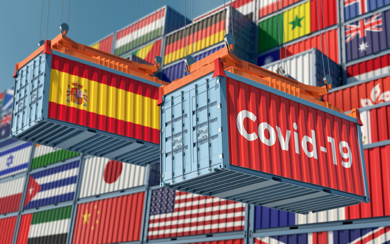 Exportaciones en España: cómo ha afectado el covid-19 y qué podemos esperar de los rebrotes