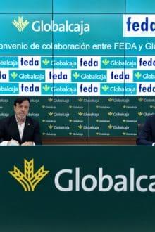 Globalcaja y FEDA refuerzan su compromiso con el sector empresarial de Albacete