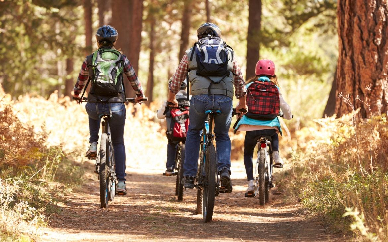 Las mejores rutas en bici por Castilla-La Mancha