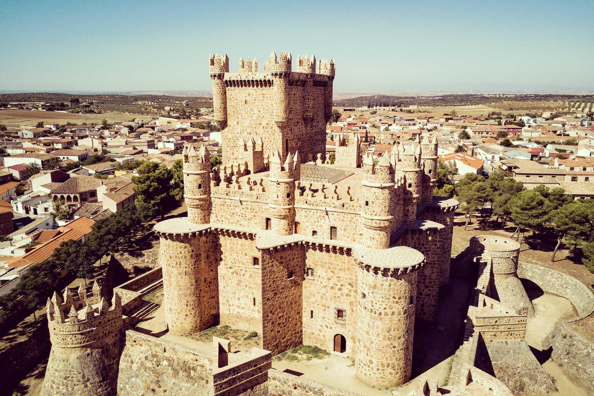 5 castillos de Castilla-La Mancha con mucha historia