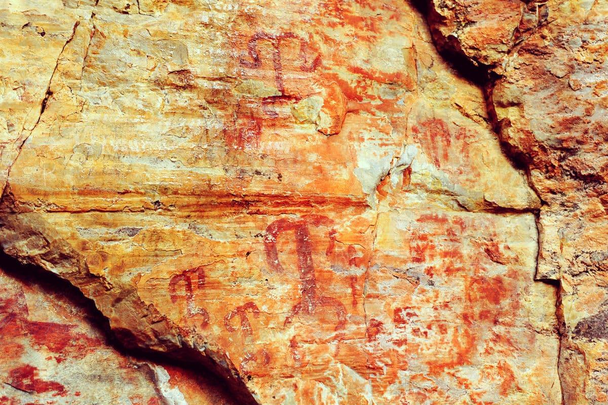 Seis yacimientos de arte rupestre en Castilla-La Mancha
