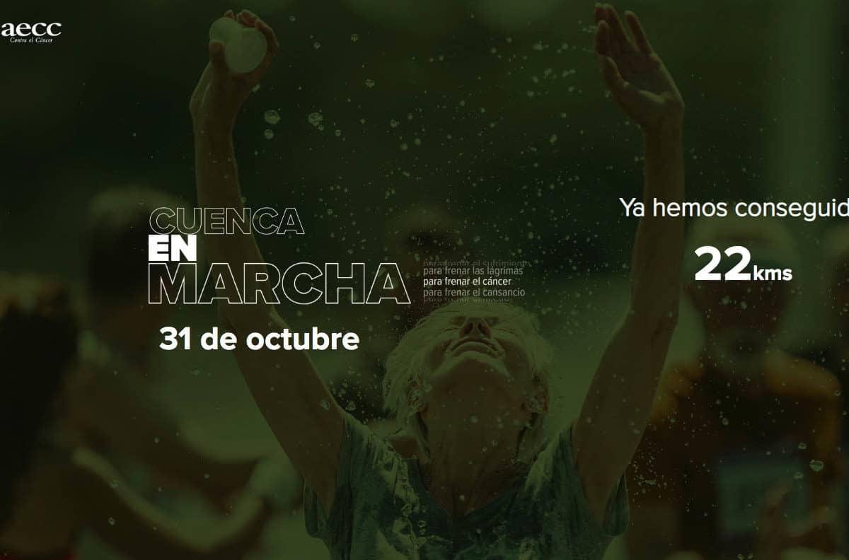 """La AECC en Cuenca organiza """"La Carrera Más Larga de la Historia"""""""