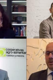 """Las cooperativas analizan junto a Globalcaja y el IPEX las """"Nuevas Tendencias en la Exportación Agroalimentaria"""""""