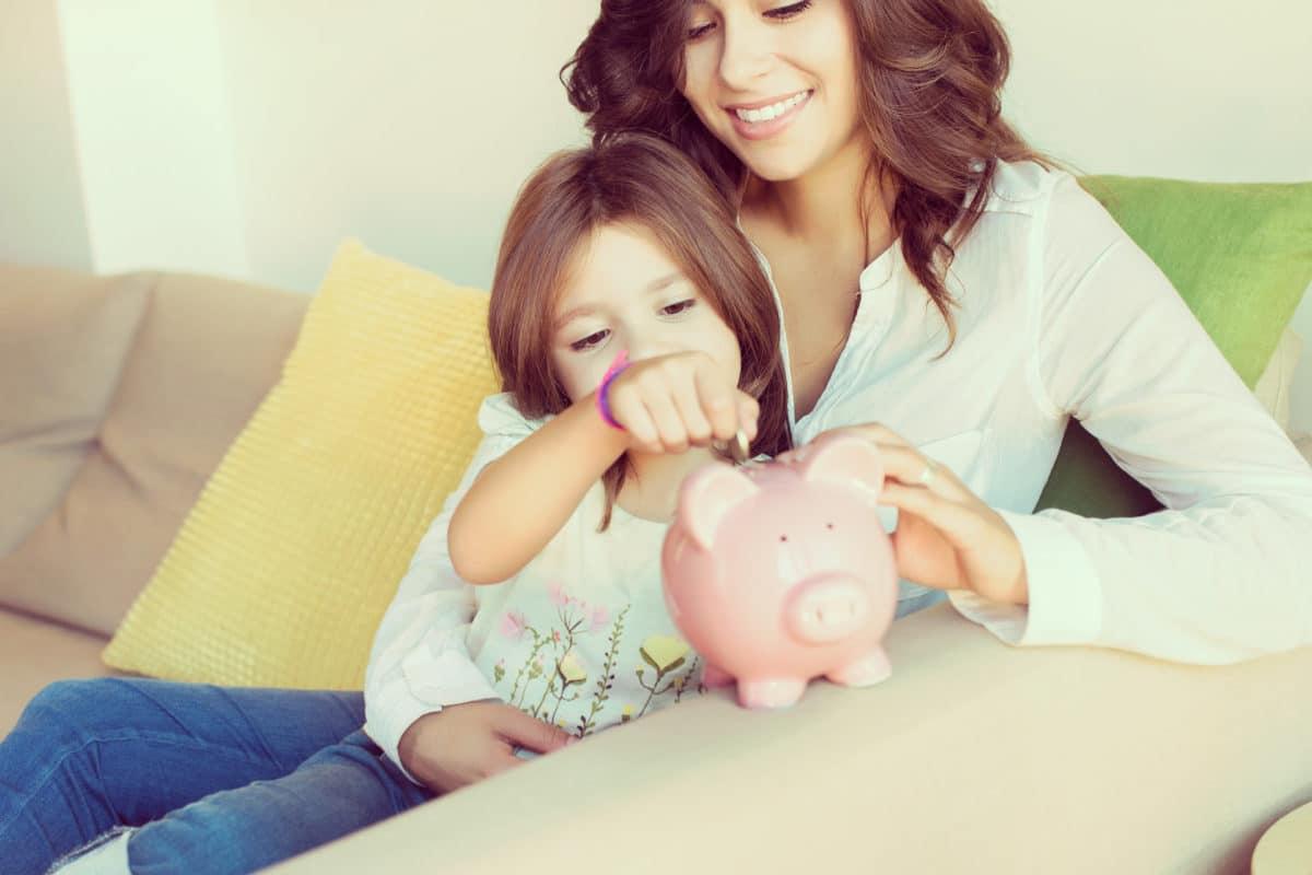 Cómo enseñar educación financiera a nuestros niños en casa
