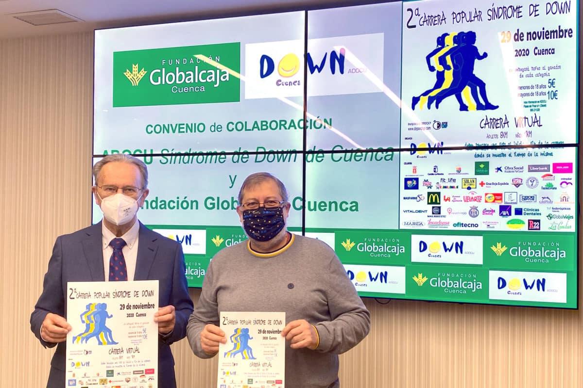 Llega la 2ª Carrera Solidaria a favor de la Asociación de Síndrome de Down de Cuenca