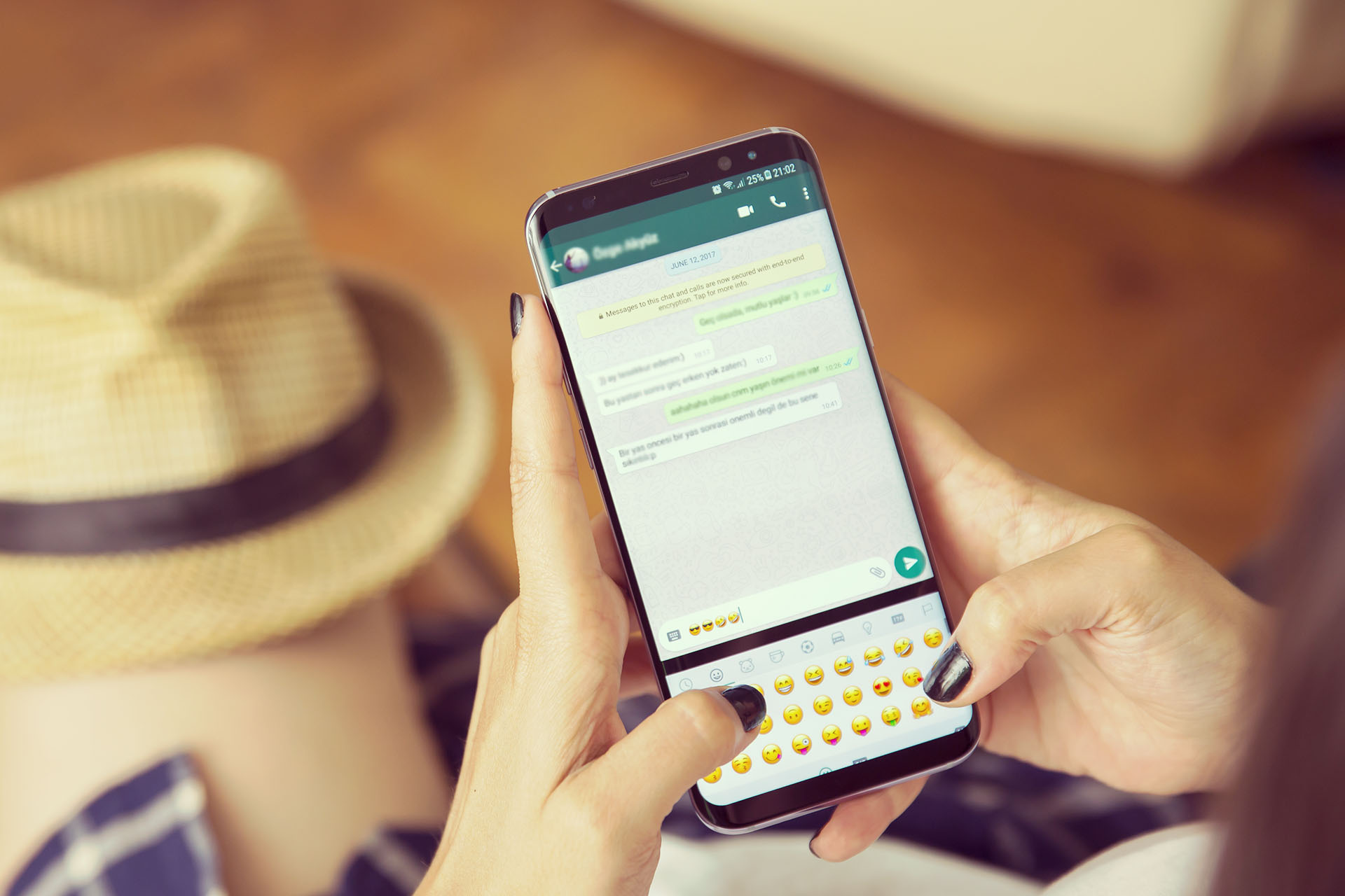 Aprende a blindar tu privacidad en Whatsapp