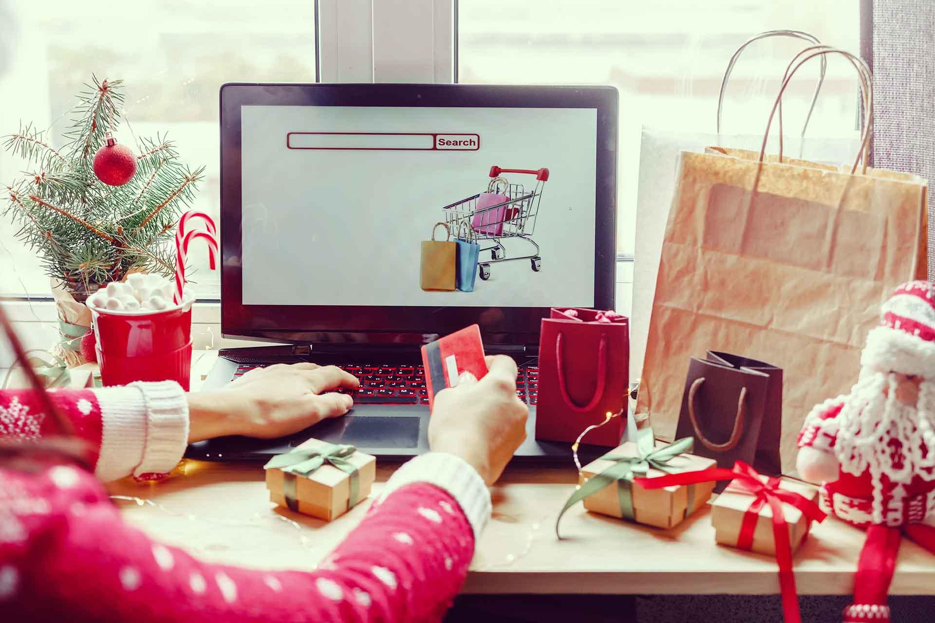 ¡Consejos para adelantar tus compras de Navidad