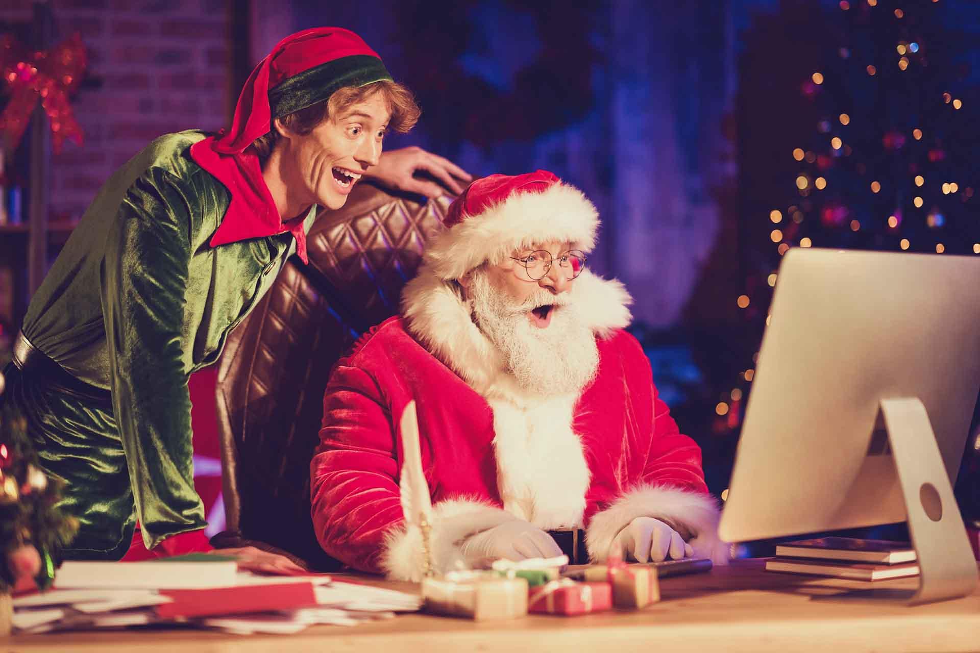 Evita los fraudes financieros en tus compras online durante la Navidad