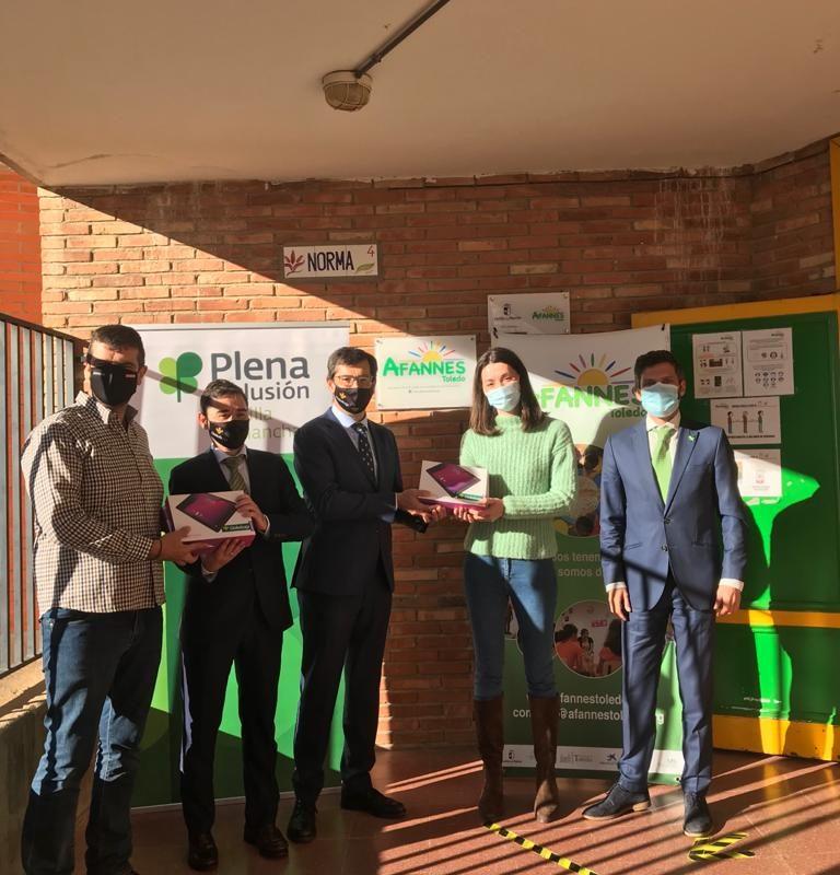 Afannes gana el concurso organizado por Globalcaja para las entidades de  Plena inclusión CLM