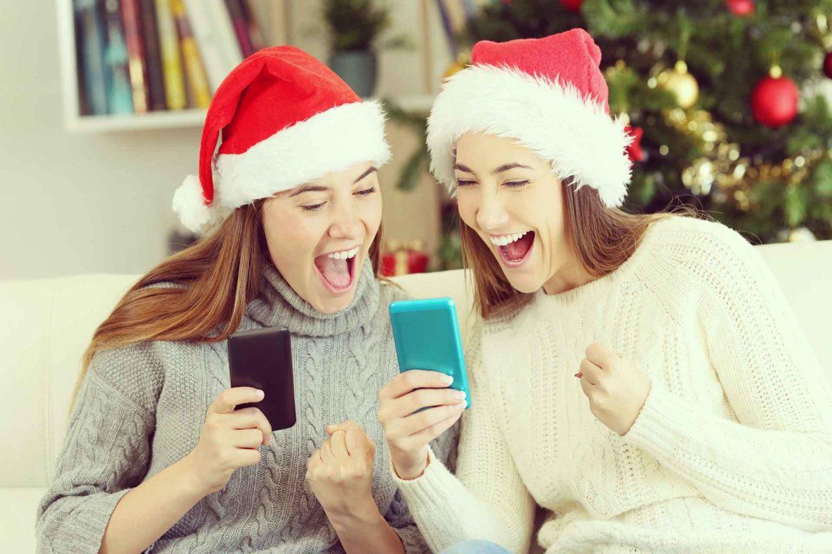 Esta Navidad, compra lotería online con seguridad