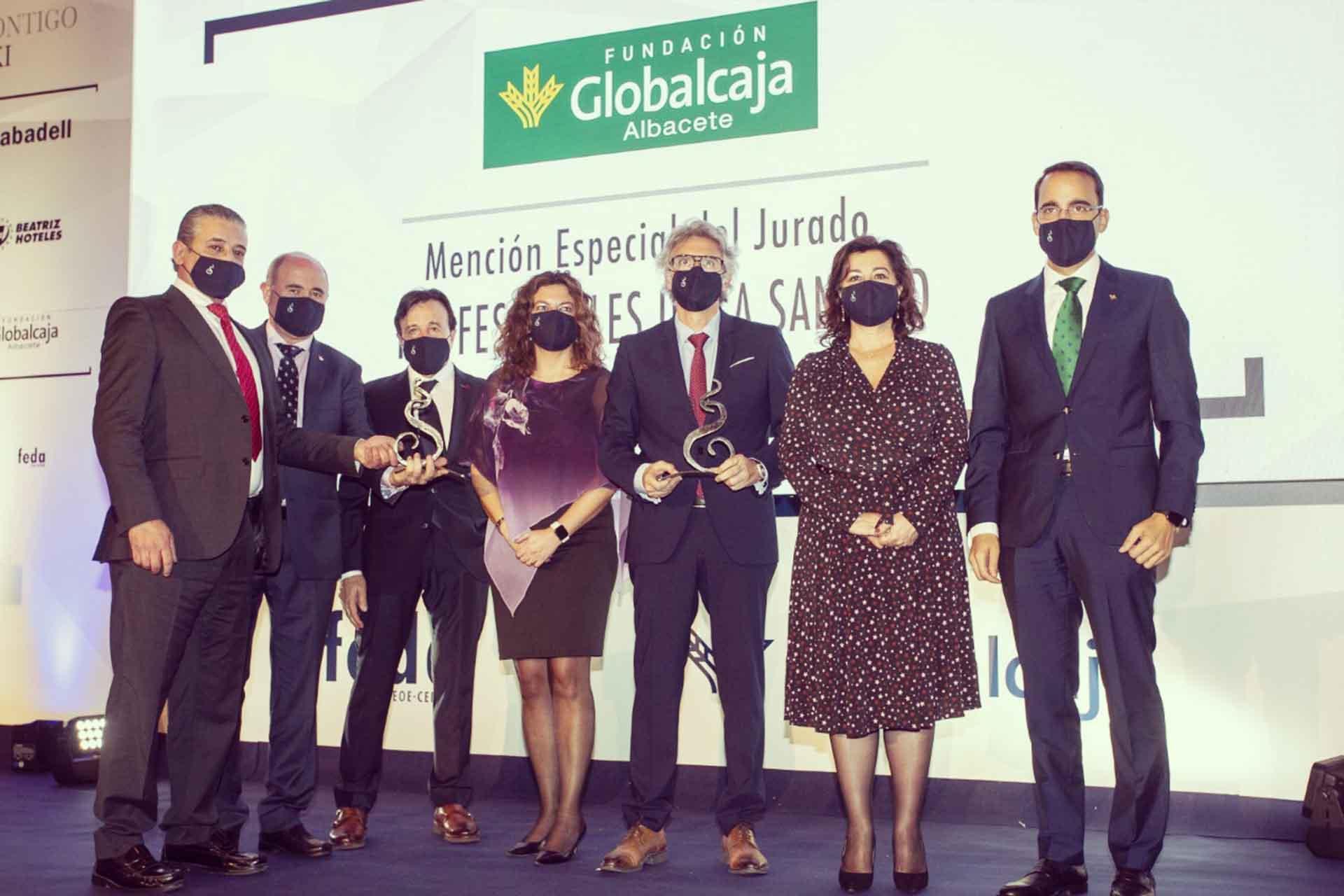 Los premios San Juan 2020, este año con Mención Especial del Jurado a los profesionales de la salud