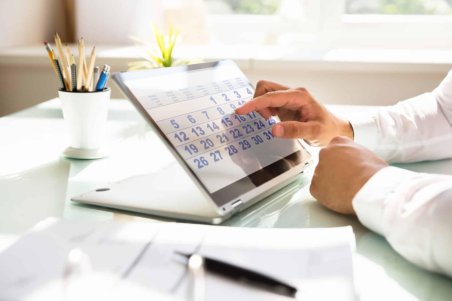 Calendario laboral de Castilla-La Mancha para 2021