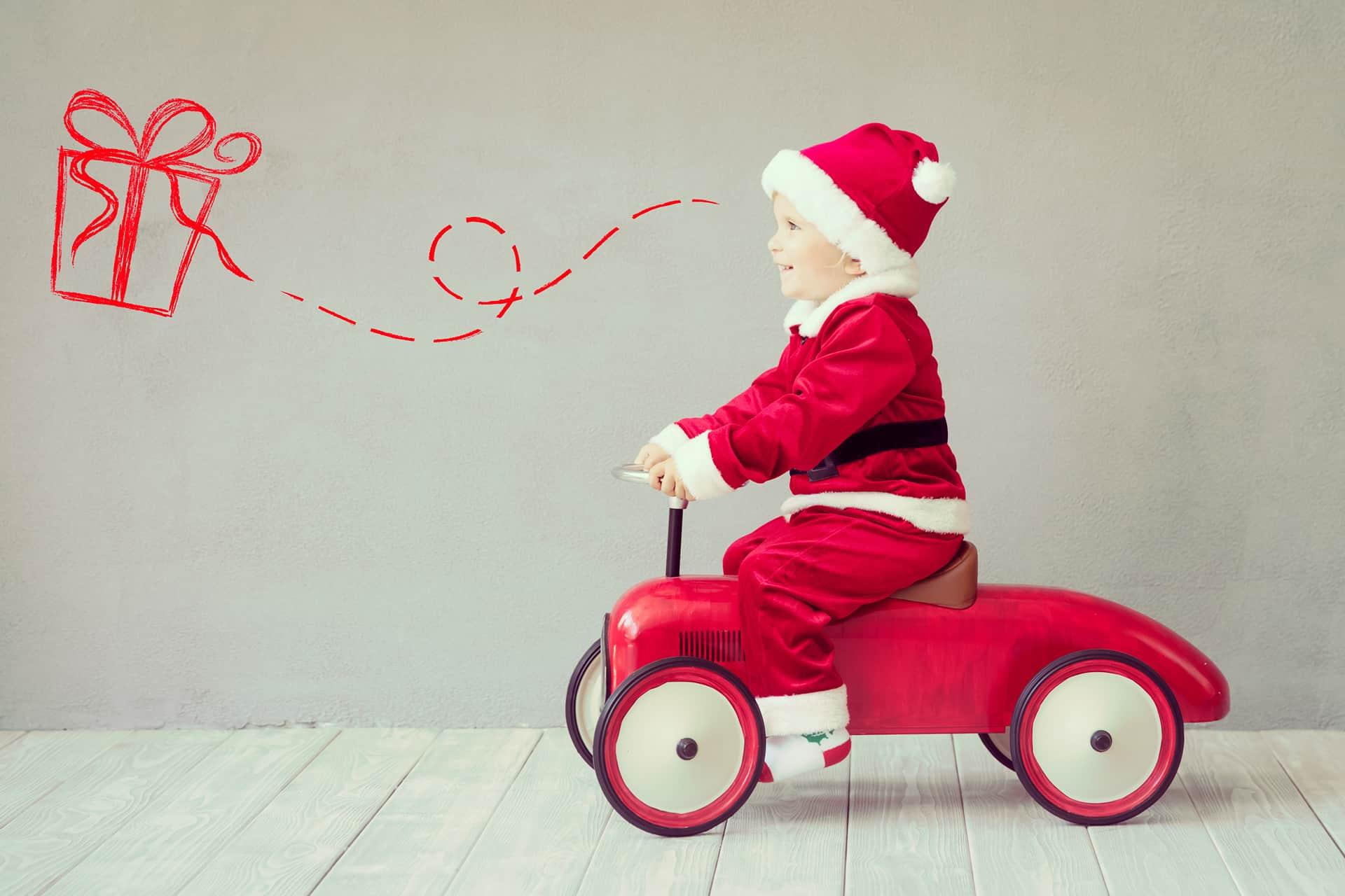 Pasa unas buenas fechas con los niños. ¡Rutinas para Navidad!